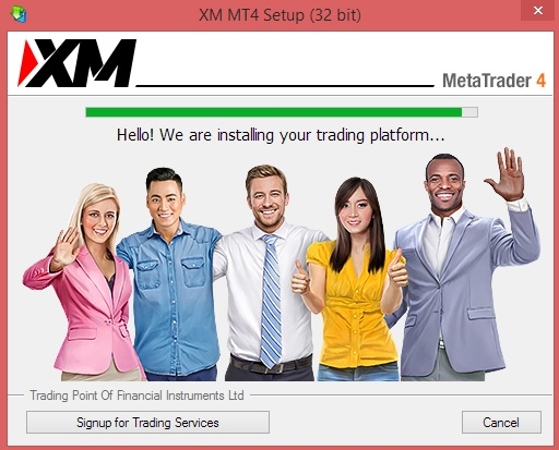 Download and Install XM Metatrader 4